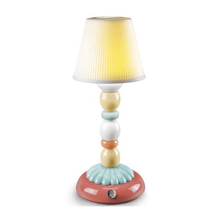 PALM FIREFLY LAMP (PALE BLUE)