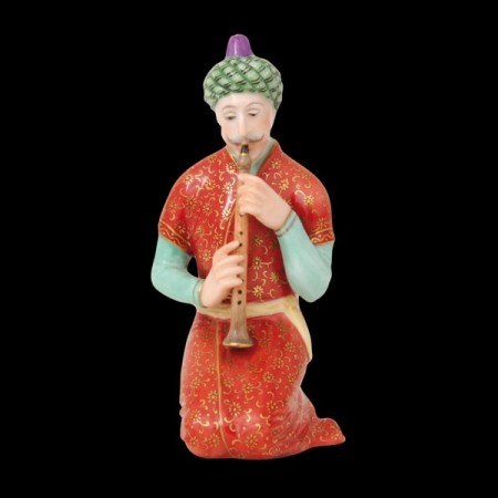 Pipe-player Persian