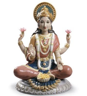 Богиня Шри Лакшми