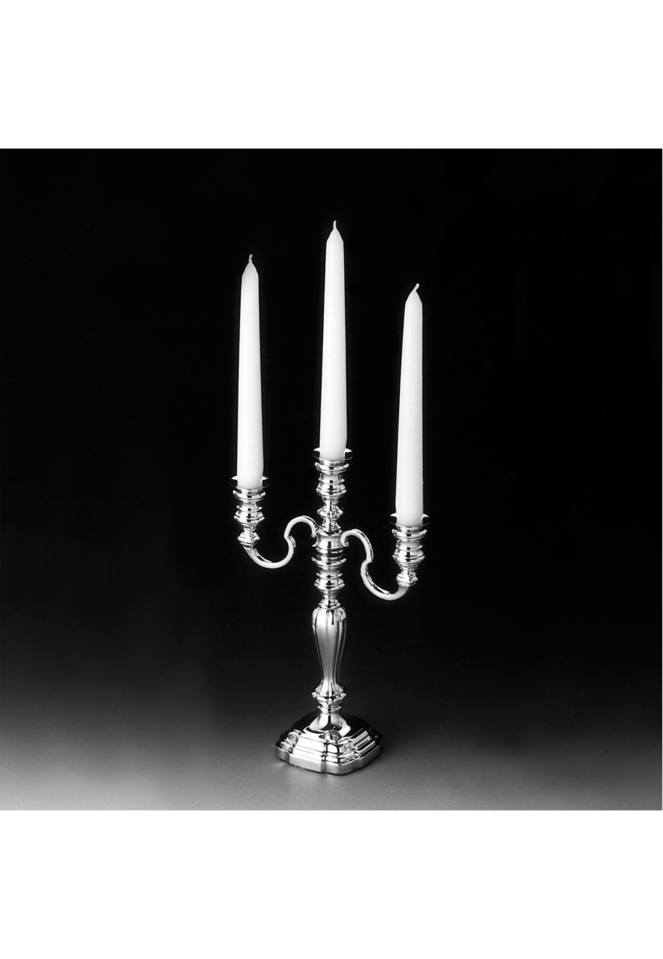 Канделябр на 3 свечи