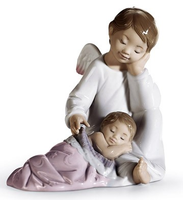 Мой ангел хранитель (розовый)