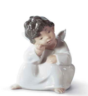 Задумчивый ангел