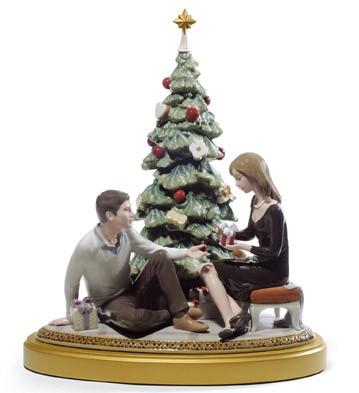 Романтическое рождество