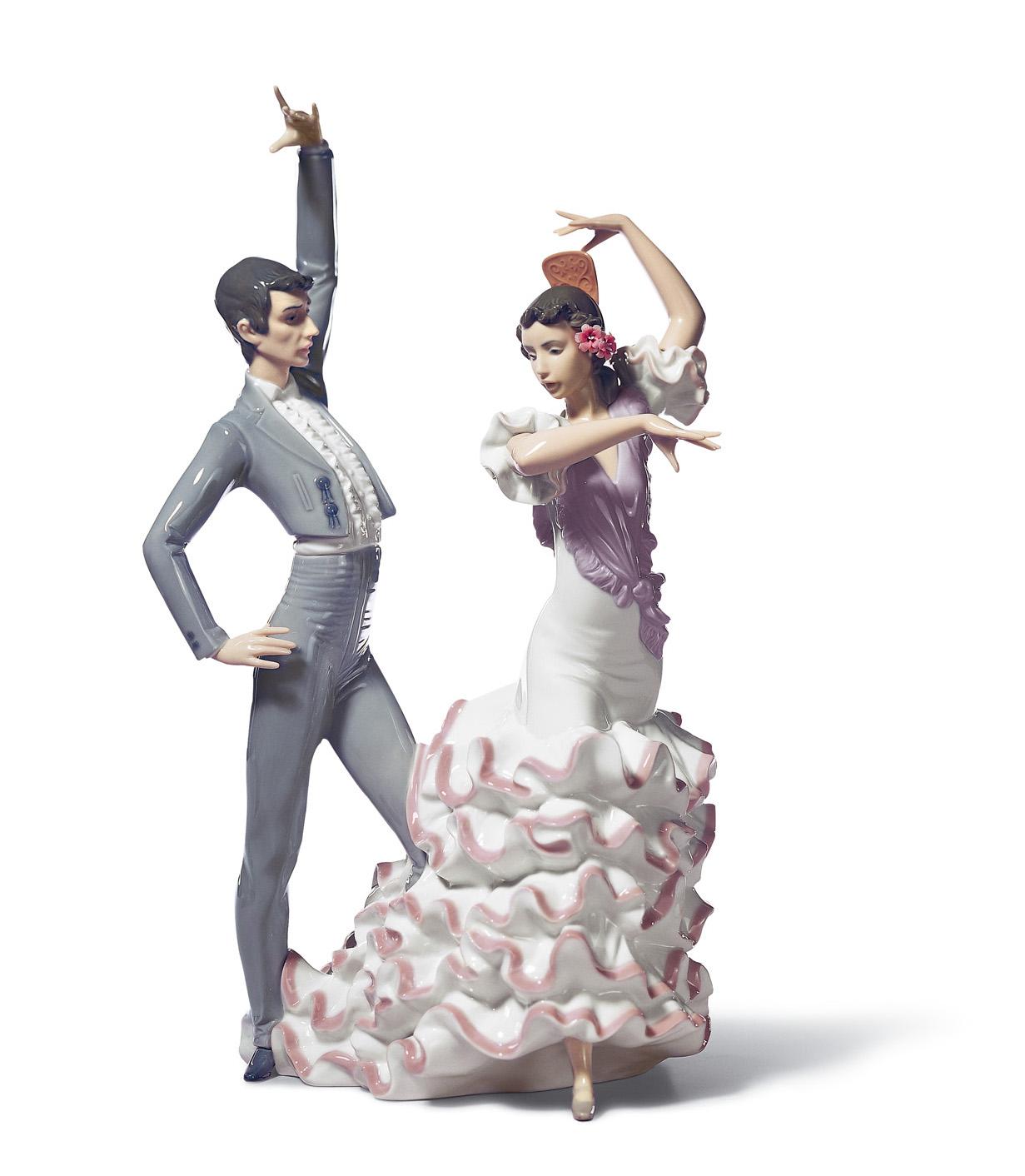 Страстный танец