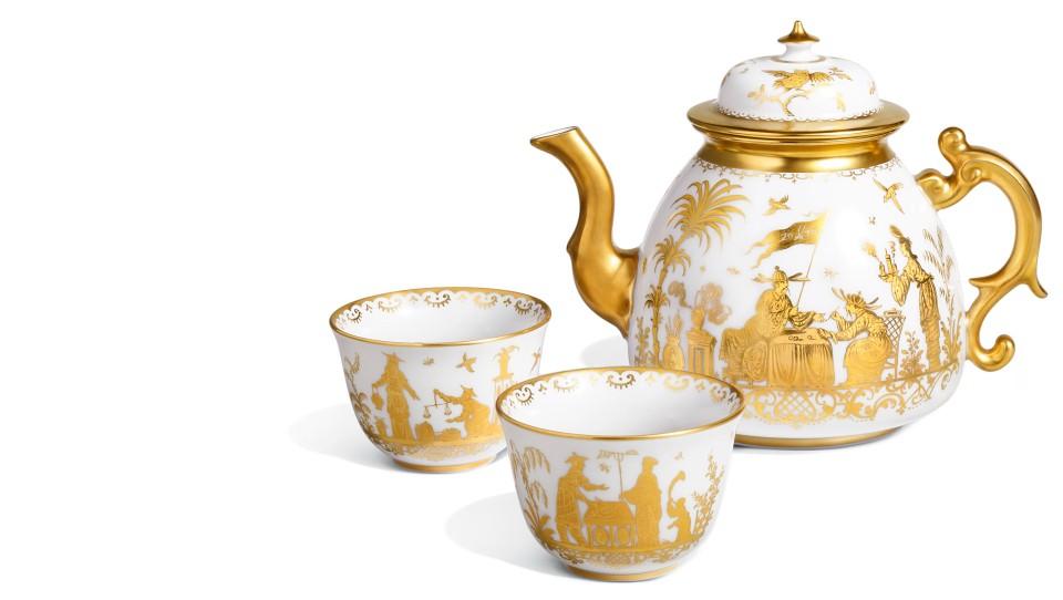 Чайный набор на две персоны