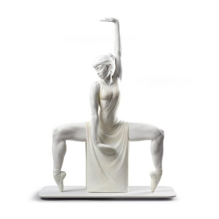Contemporary Dancer Woman Figurine
