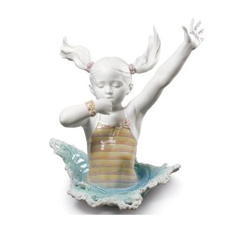 There I Go! Girl Figurine