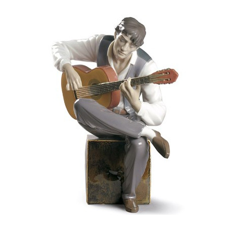 Flamenco Feeling Man Figurine