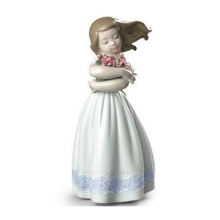 Tender innocence Girl Figurine-II