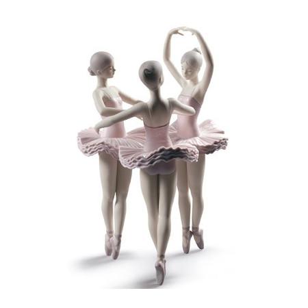 Our Ballet Pose Dancers Figurine