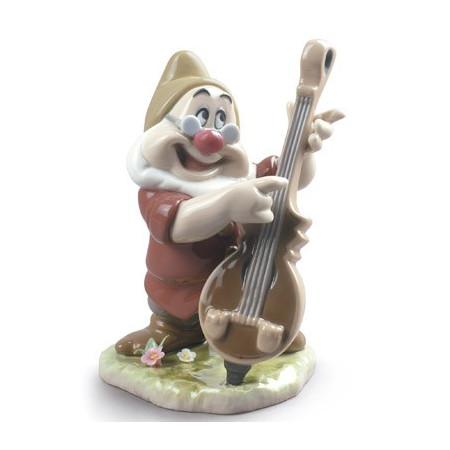 Doc Snow White Dwarf Figurine