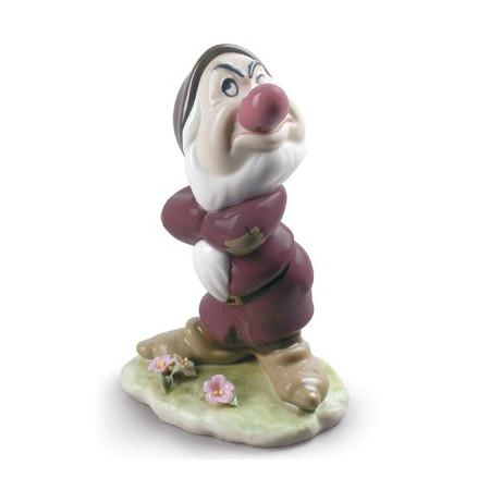 Grumpy Snow White Dwarf Figurine