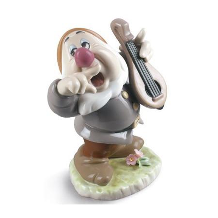 Sneezy Snow White Dwarf Figurine