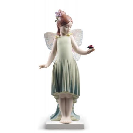 Childhood fantasy Girl Figurine, Annual figurine 2018