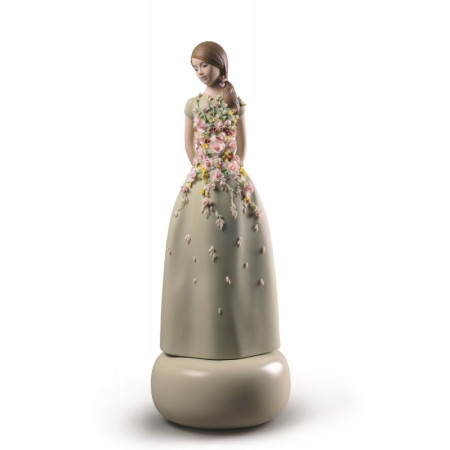 Haute Allure Sweet Elegance Woman Figurine. Limited Edition