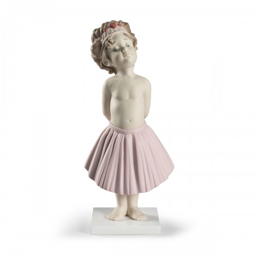 Girl's Fun Figurine
