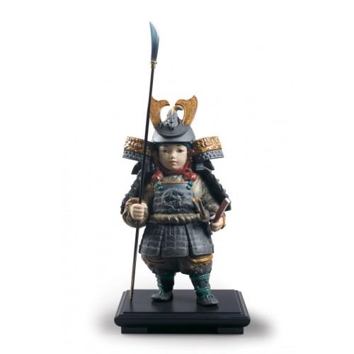 Воин-самурай Мальчик