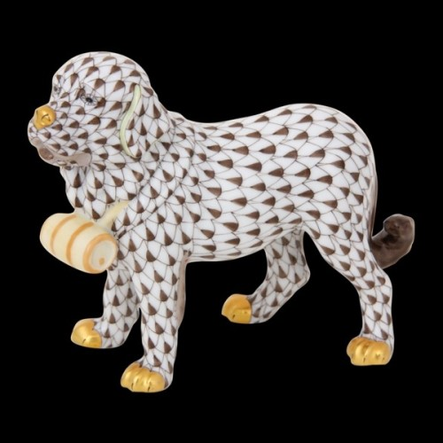 Сенбернар - собака святого Бернара