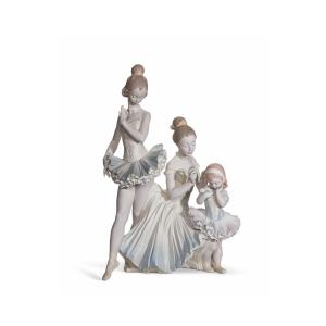 Love for ballet