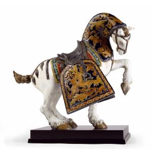 Восточный конь (матовый)