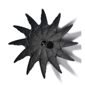 PAPAGENO WALL LIGHT -BLACK (CE)