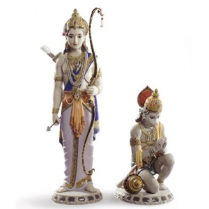 LAKSHMAN AND HANUMAN