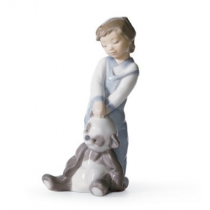 First Discoveries Boy Figurine