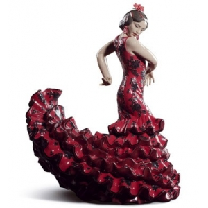 FLAMENCO FLAIR (RED)