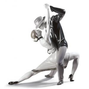 Passionate tango - Noir