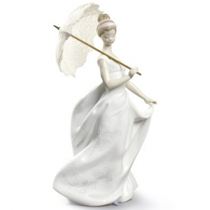 Finesse Woman Figurine