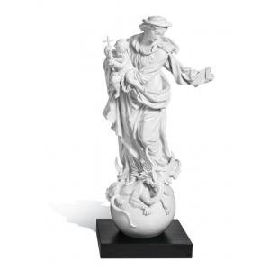 Maria Immaculata, H 44 cm