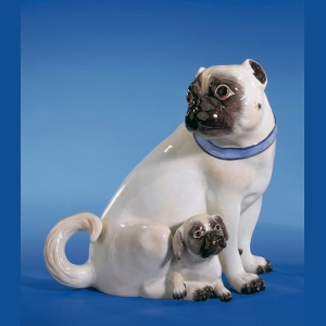 Pug without bells