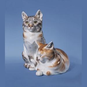 Группа котов