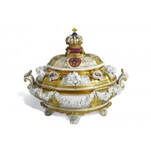 Величественная кувьетка, 1734