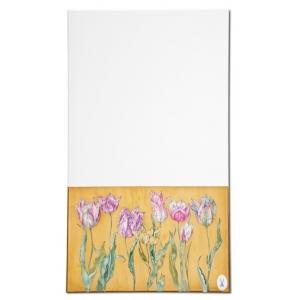 Картина, тюльпаны