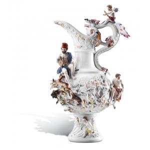 Тематическая ваза «Огонь»