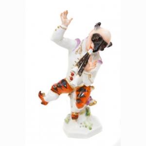 Gnome fluteplayer