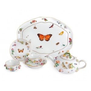 Breakfast tea set