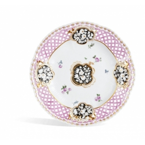 Wall plate with