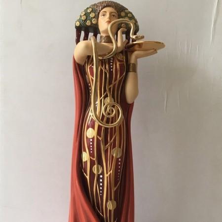 Figurine Klimt Medizin 60