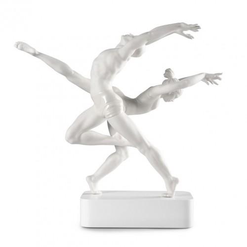 The Art of Movement Dancers Figurine