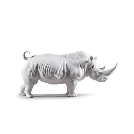 Белый Носорог (матовый)