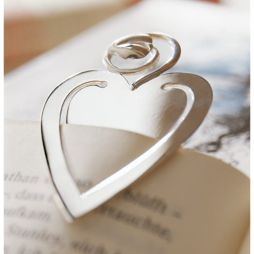BOOK-MARKER, HEART