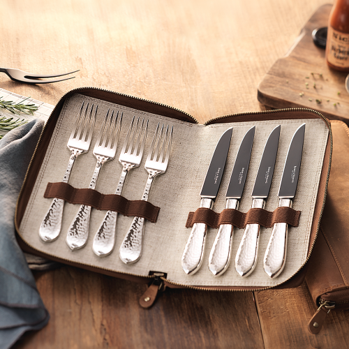 Martelle, Barbecue Set for 4 persons