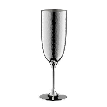 Champagne flute Martele