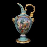 Персидский декоративный кувшин