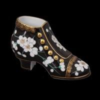 Фарфоровый ботинок