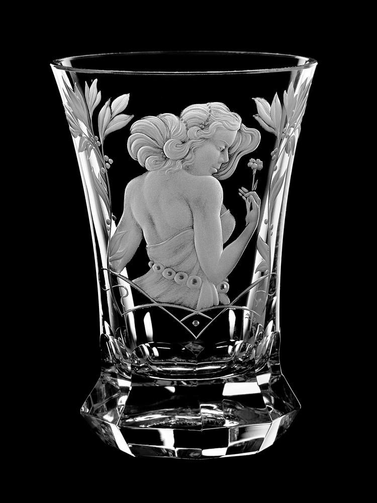 Vase Mucha Art Salon