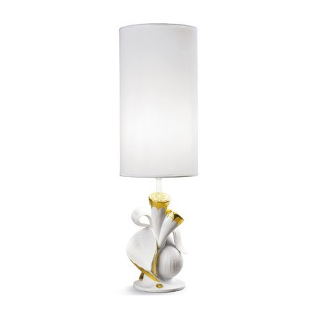 NATURO-TABLE LAMP LIVING NATURE(GOLD)-CE