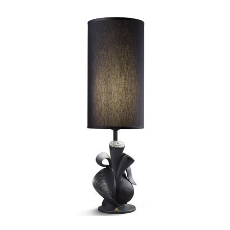 NATURO-TABL.LAMP LIVING NATURE(BLACK)-CE